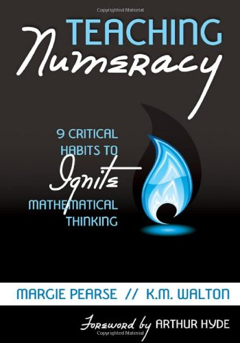 Teaching Numeracy Book Cover